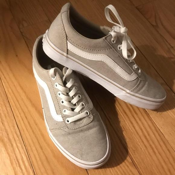 Vans Shoes   Vans Ward Sneaker Taupe